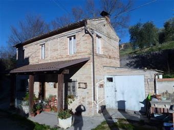 Casa singola in C.da Sant'andrea, Monte San Pietrangeli