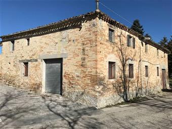 Casa singola in Frazione Curetta, Servigliano