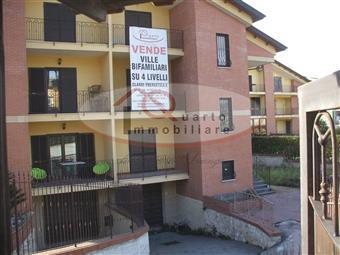 Villa in Via Crocillo, Quarto