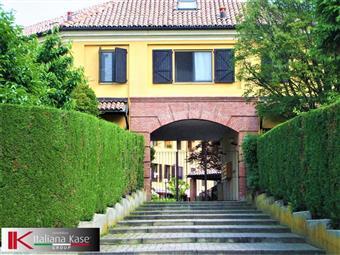 Villa a schiera, Castiglione Torinese, ristrutturata