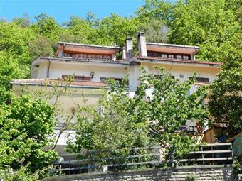 Villino in Via B. Battillocchio, Tolfa