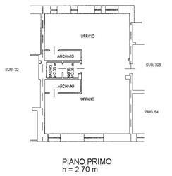 Locale commerciale, S. Leonardo - Stazione Ferrovia, Parma, in nuova costruzione