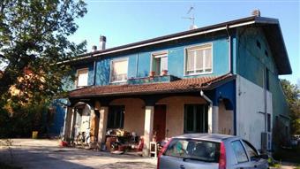 Casa semi indipendente, Mezzani, da ristrutturare