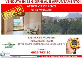 Quadrilocale in Via Salvatore De Renzi, Avellino