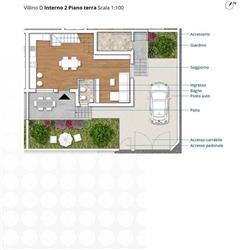Villa a schiera, Massimina,tredicesimo,casal Lumbroso, Roma
