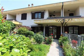 Villa a schiera in Via Barbicinti, Venaria Reale