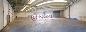 Capannone industriale, Ospedaletto, Pisa, seminuovo