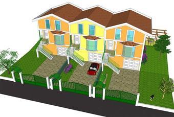 Villa a schiera, Campobasso, in nuova costruzione