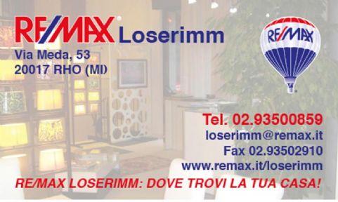 Agenzie immobiliare: RE/MAX Loserimm - RHO -