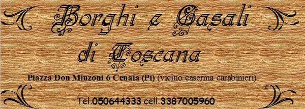 Agenzie immobiliare: BORGHI E CASALI DI TOSCANA
