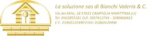 Agenzie immobiliare: LA SOLUZIONE SAS DI BIANCHI VALERIA & C.