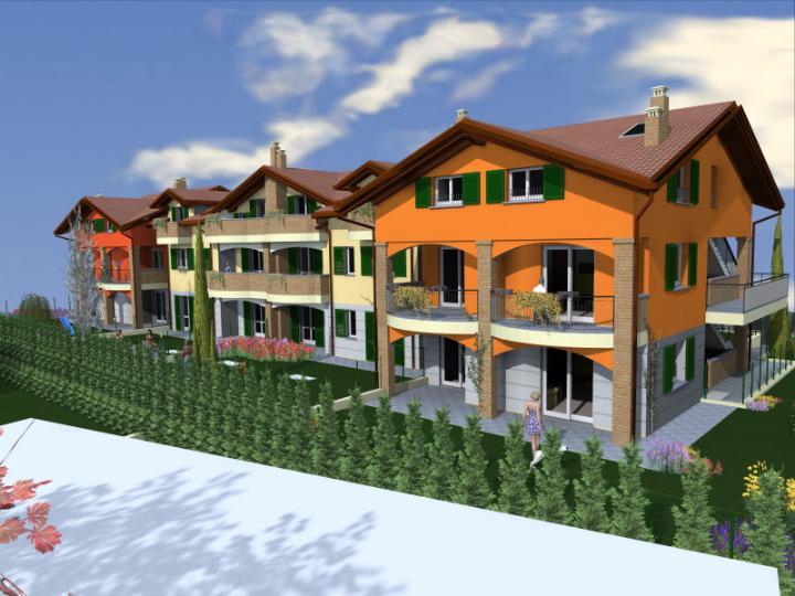 vendita appartamento, veniano superiore, veniano, in nuova costruzione, riscaldamento autonomo - rif. ri-1323