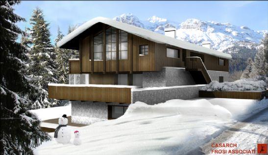 Vendita appartamento cortina dampezzo in nuova costruzione rif