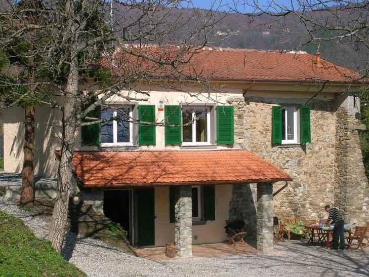 Vendita Casa Singola Pegui Calice Al Cornoviglio