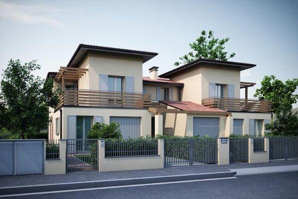 Appartamento quadrilocale in vendita a chianciano terme si for Villette moderne progetti