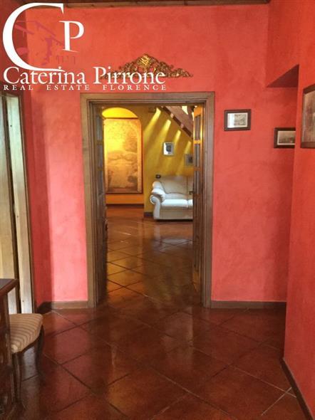 Bivigliano vendesi villa con parco: Villa, Bivigliano, Vaglia, abitabile