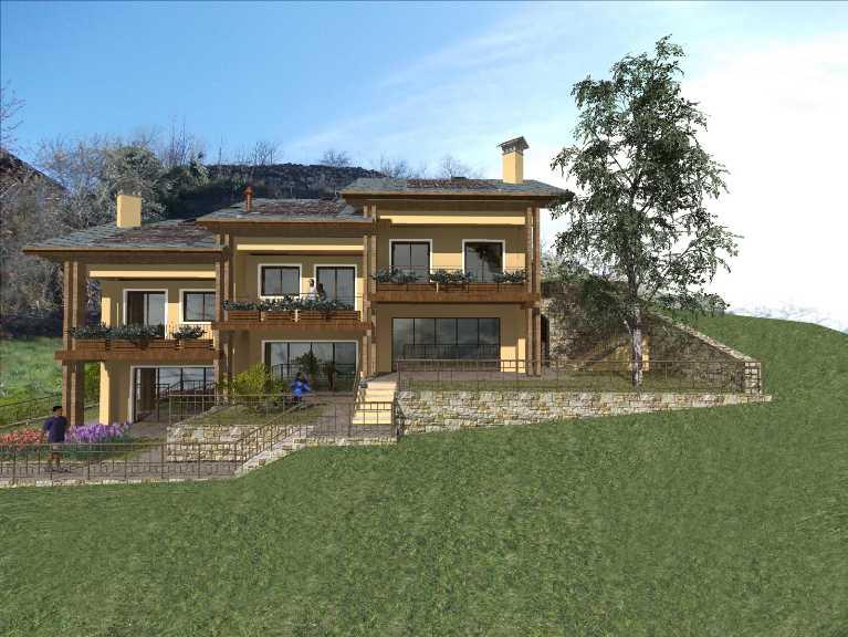 Vendita Villa a schiera, Saint-pierre, in nuova ...