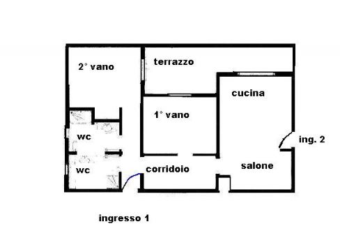 Vendita appartamento bayahibe in nuova costruzione rif ri 6625 - Casa 65 mq progetto ...