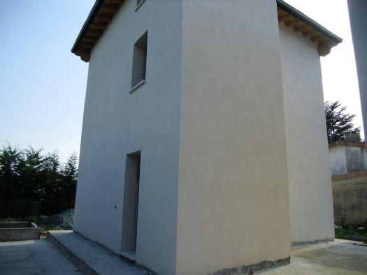 Vendita casa singola rosa 39 in nuova costruzione - Isolare parete interna a nord ...