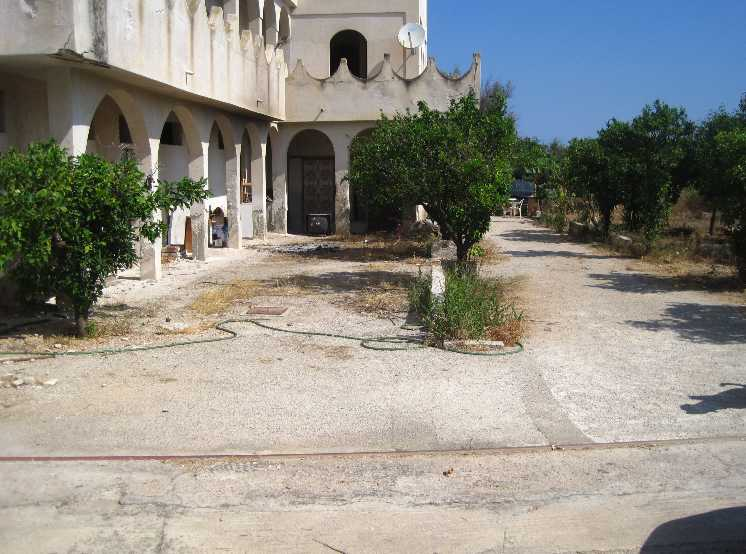 Villa In Vendita Villagrazia Di Carini Palermo