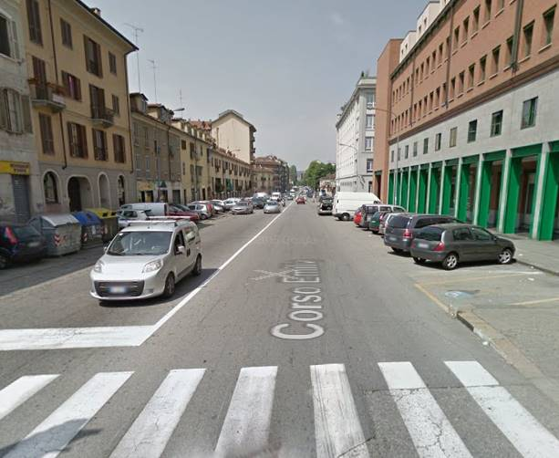 Monolocale in Largo Brescia in zona Aurora a Torino