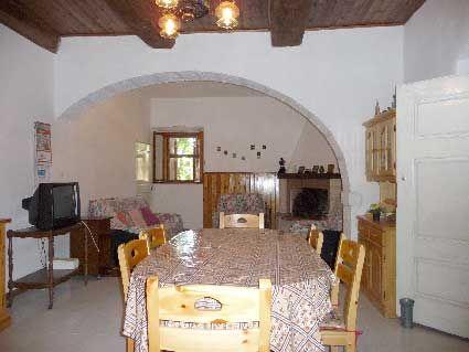 Vendita casa semi indipendente castel del piano - Rivestimento archi da interno ...
