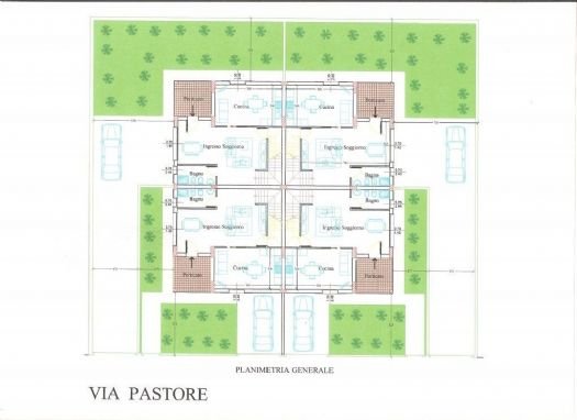 Vendita villa agrigento in nuova costruzione rif ri vi037 for Progetto ville moderne nuova costruzione