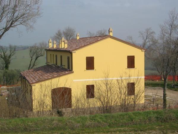 Vendita Casa Singola Pesaro In Nuova Costruzione